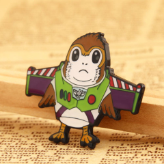 Buzz Lightyear Custom pins
