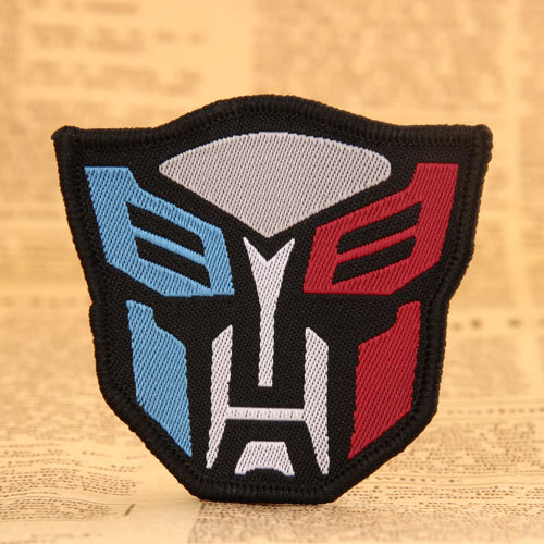 Transformers Woven Patches