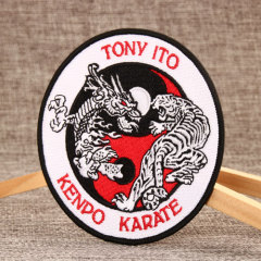 Tony Ito Custom Patches