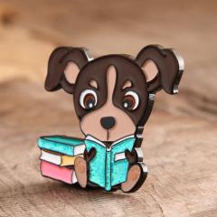 Dog Soft Enamel Pins
