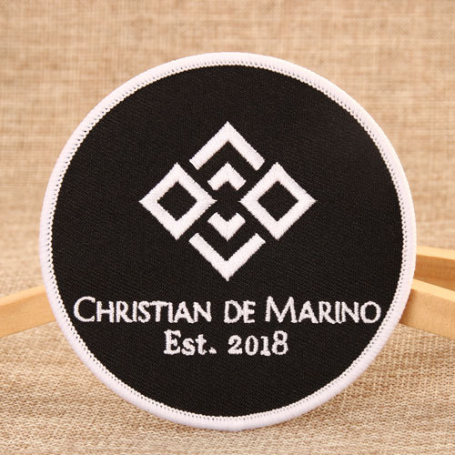 Marino Embroidered Patches
