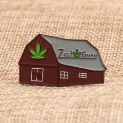 ZJM lapel pins