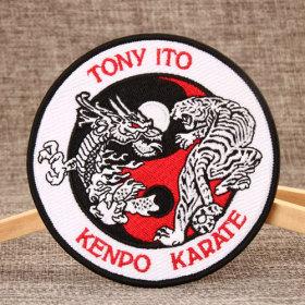 Tony Ito Custom Patches