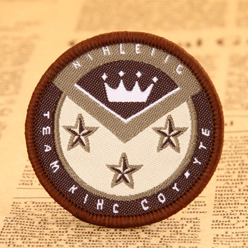 Stars Woven Patches