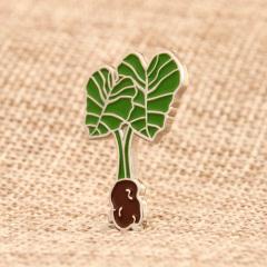 Plant Custom Enamel Pins