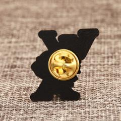 WA Lion lapel pins