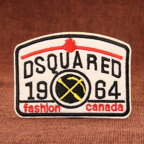 Dsquared Custom Patches