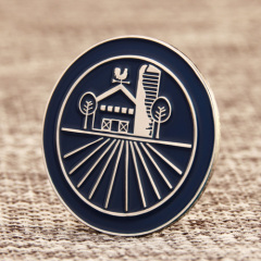 Ideal House Custom Pins