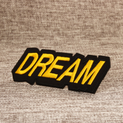 DREAM  Embroidered Patches