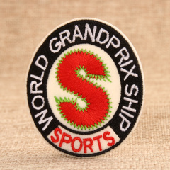 SPORTS Embroidered Patches