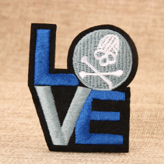 Love Custom Made Patches