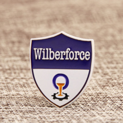 Wilberforce Lapel Pins