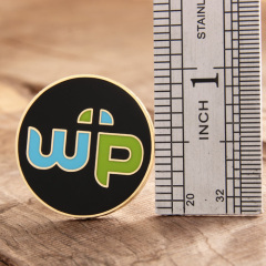 WP Custom Enamel Pins