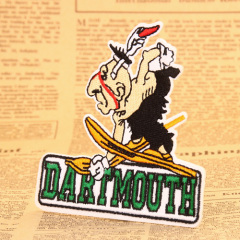 DARTMOUTH Embroidered Patches