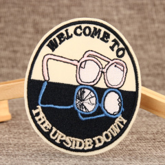 Glasses Cheap Patches