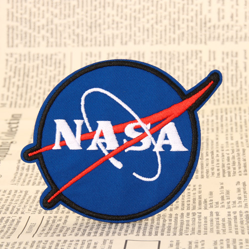 NASA Embroidered Patches