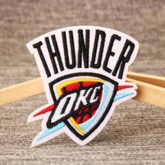 Thunder Custom Patches