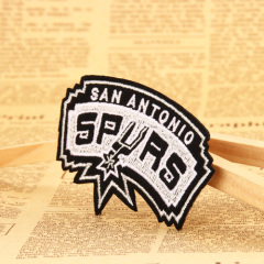 Spurs Custom Patches