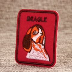 BEAGLE Embroidered Patches