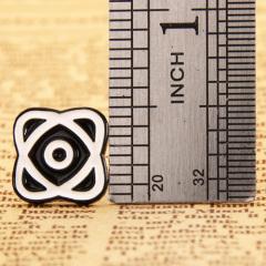 Collar custom enamel pins