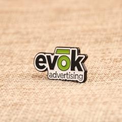 evōk Soft Enamel Pins