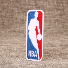 NBA Embroidered Patches