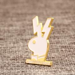 Chopper Bunny Lapel pins
