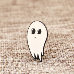 Friendly Ghost Custom Pins