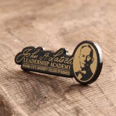 Leadership academy lapel pins