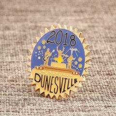 Dunesville music Festival pins