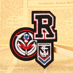 R Custom Patches