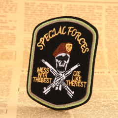 Special Forces Cheap Patches