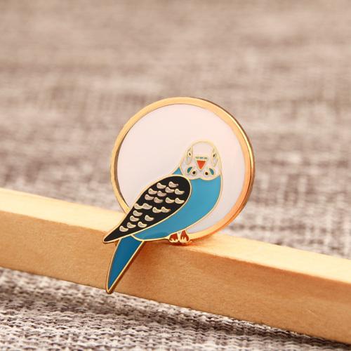 Bird Lapel Pins