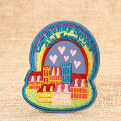 Disney Embroidered Patches