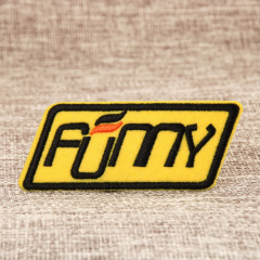 Funny Embroidered Patches