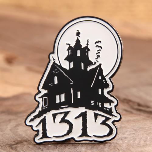1313 Lapel Pins