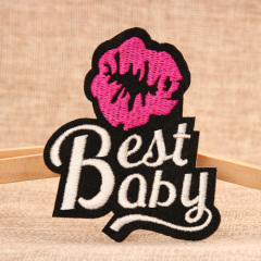 Best Baby Embroidered Patches