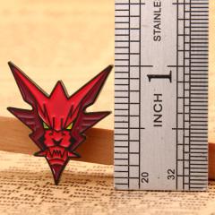 Dragon Enamel Pins