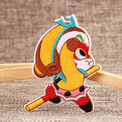 Sun Wukong Embroidered Patches