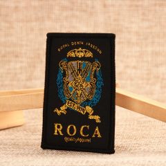 ROCA Custom Made Patches