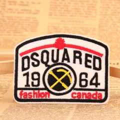 Dsquared Fashion Custom Patches