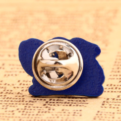 Number Soft Lapel Pins