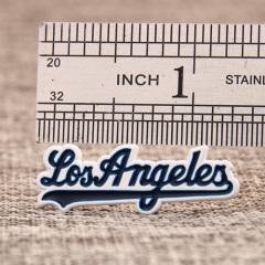 Los Angeles Custom Pins