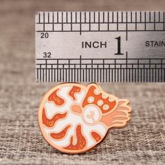 Marine Organism Pins