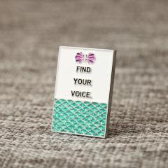 Find Your Voice Lapel Pins