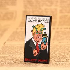 Donald Trump lapel pins