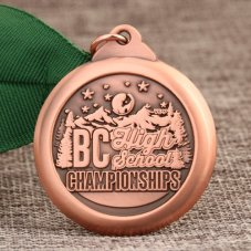 Championship Custom Medals