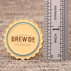 Brew Dr. Custom Pins