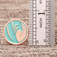 Ocean Wave Lapel pins