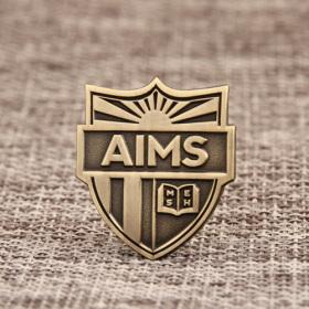 AIMS Custom Enamel Pins